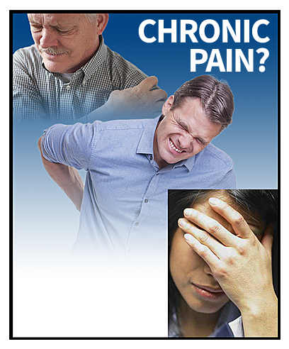 from Zayden chronic pain dating
